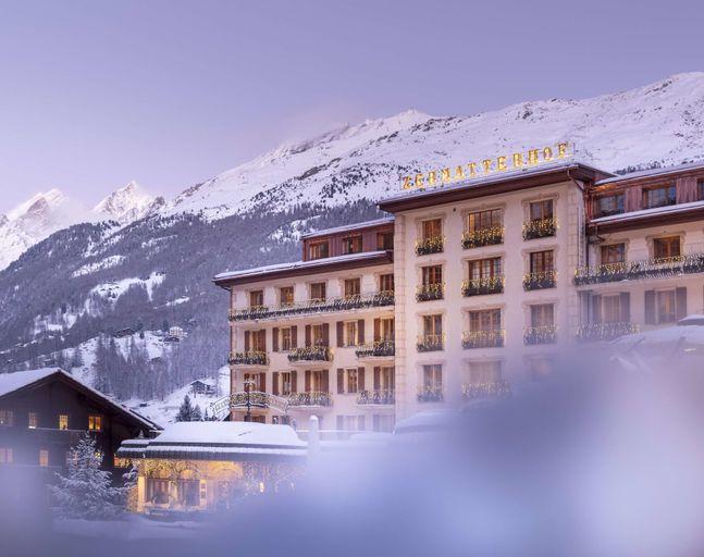 Grand Hotel Zermatterhof, Visp