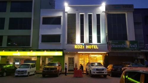 Kozi Hotel Danga Bay, Johor Bahru