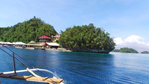 Hidden island resort, Socorro