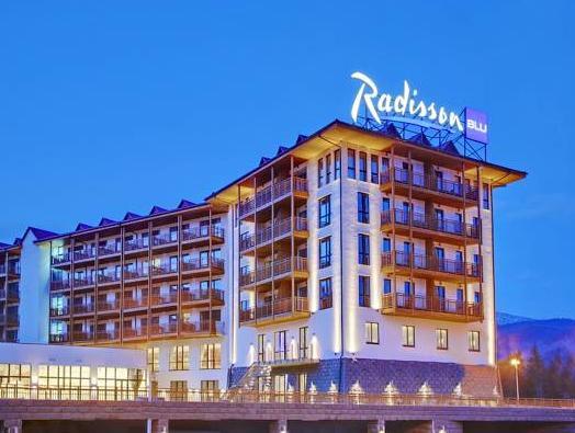 Radisson Blu Resort Bukovel, Nadvirnians'kyi