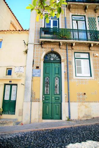 Contador Mor Guesthouse, Lisboa