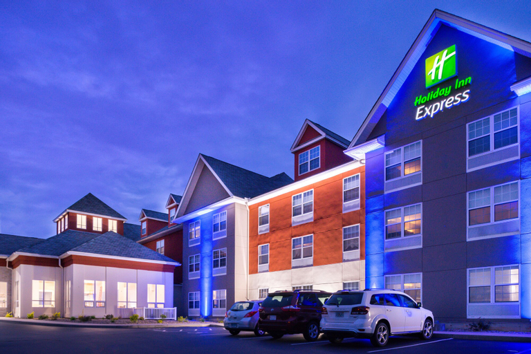 Holiday Inn Express Mystic, New London