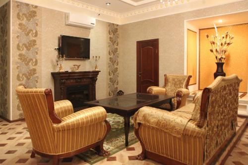 Hotel Grand Plaza, Georgievsk