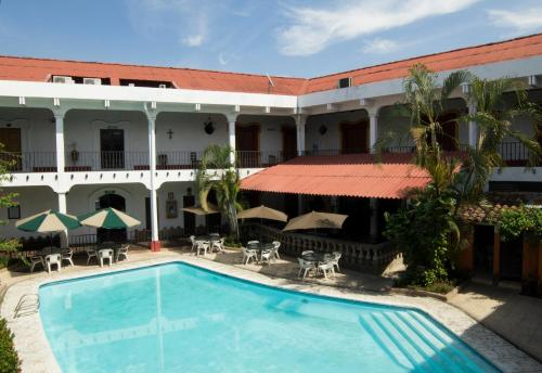 Hotel Posada de Don Jose, Retalhuleu