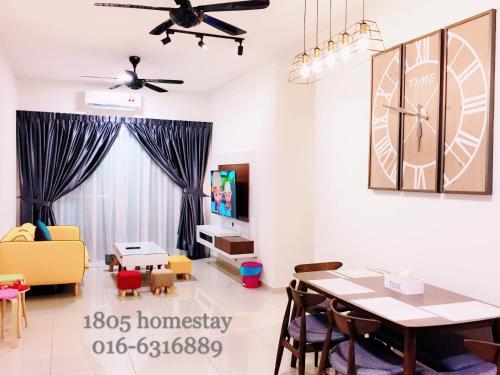 1805 Vacation Homestay@Parkland Residence, Kota Melaka
