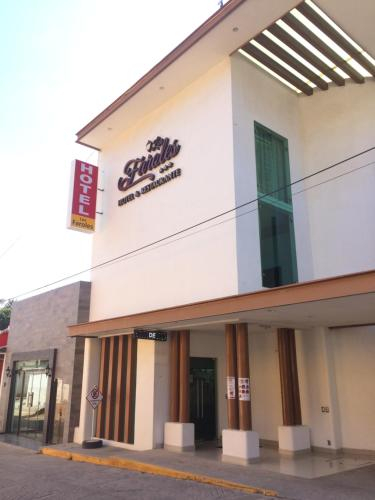 Hotel los faroles, Ocozocoautla de Espinosa