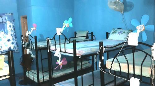 Screaming Gecko Hostel Air-Con, Busuanga