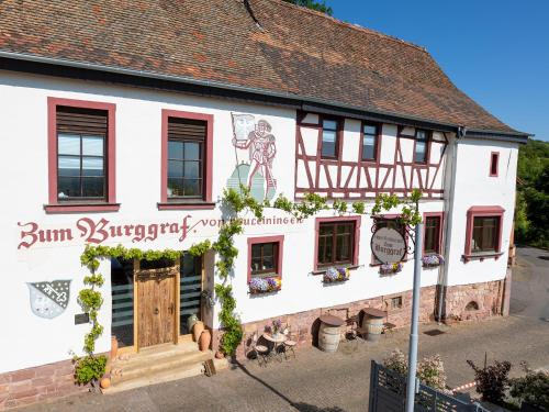Hotel Restaurant Zum Burggraf, Bad Dürkheim