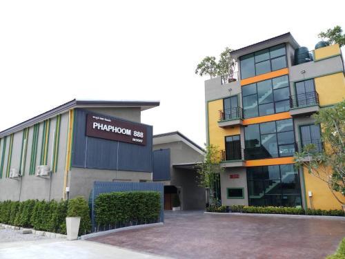Phaphoom 888 Resort, Bang Plee