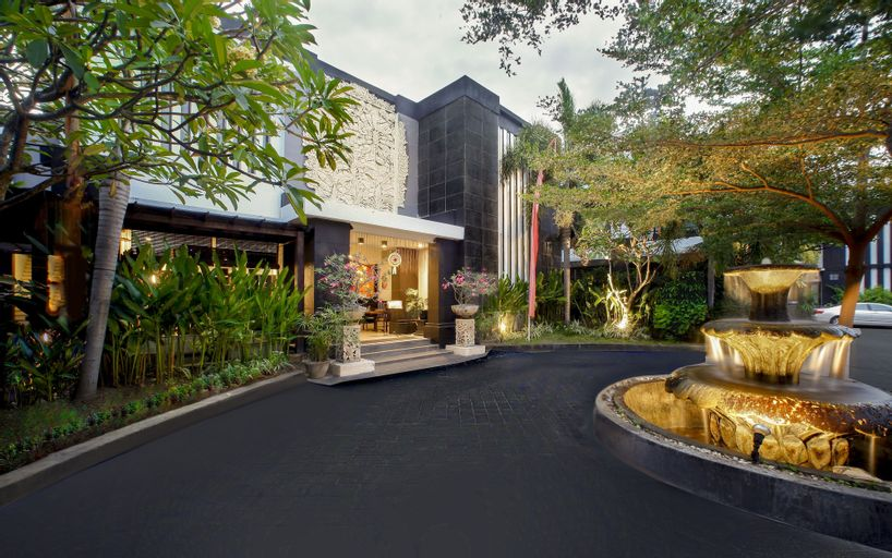 The Radiant Hotel & Spa Kuta, Badung