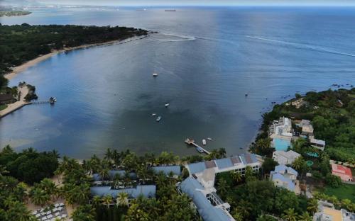 grande villa pied dans l'eau a baklava, ile Maurice,