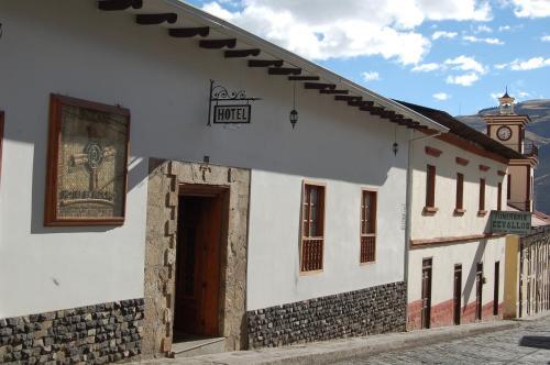 Hotel El Molino Alausi, Alausí