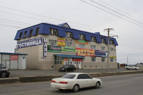 "гостиница ""МАЯК"", Blagoveshchenskiy rayon"