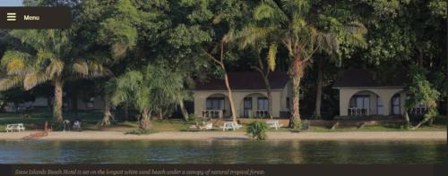 Ssese Islands Beach Hotel, Bujumba