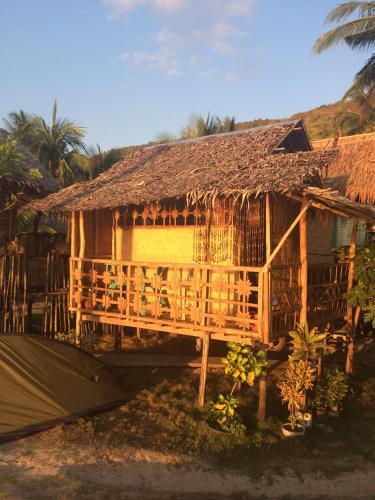Seafront Cottage Ocam Ocam Beach, Busuanga