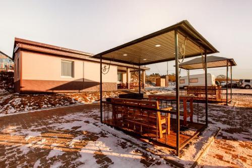 Tretya Pad Guest House, Korsakovskiy rayon