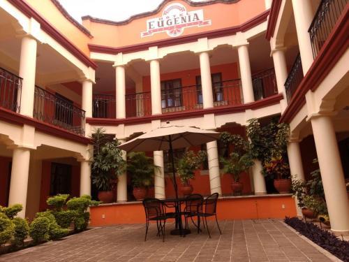 Hotel Eugenia Comitan, Comitán de Domínguez