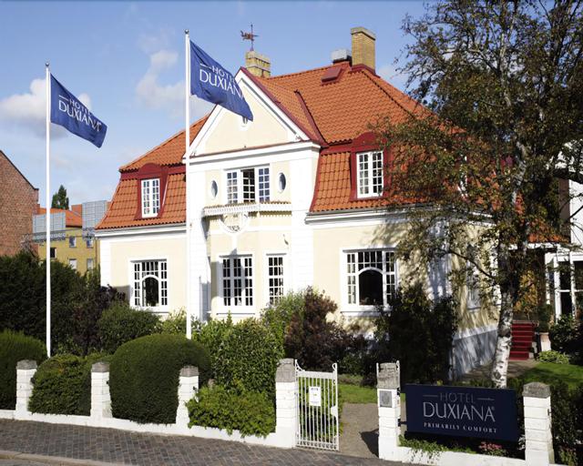 Hotel Dannegården Trelleborg, Trelleborg
