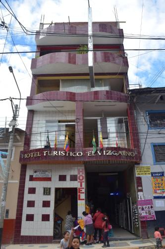 Hotel Vizcaino de Chota, Chota