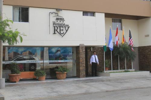 Hotel La Posada del Rey, Trujillo
