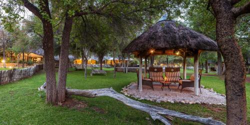Mushara Lodge, Guinas