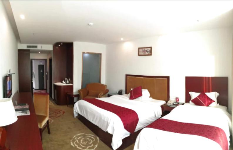 Sea View Garden Hotel Xiamen, Xiamen
