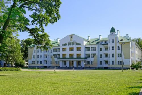 Sanatory Imeni Dzerzhinskogo, Ramonskiy rayon