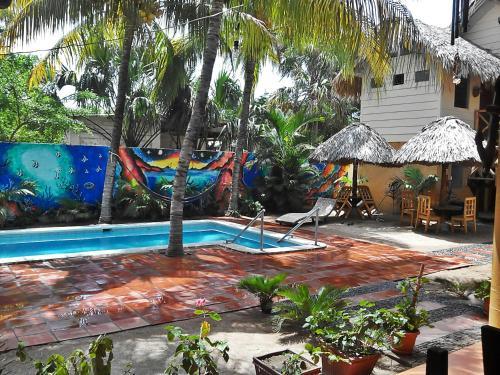 Hotel Los Cobanos Village Lodge, Acajutla