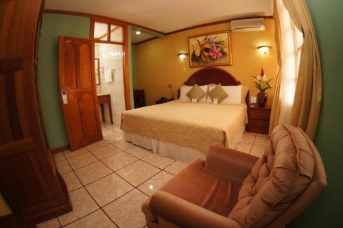 Hotel Cafe, Jinotega