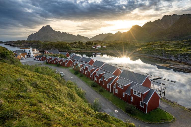 Nyvågar Rorbuhotell - by Classic Norway Hotels, Vågan