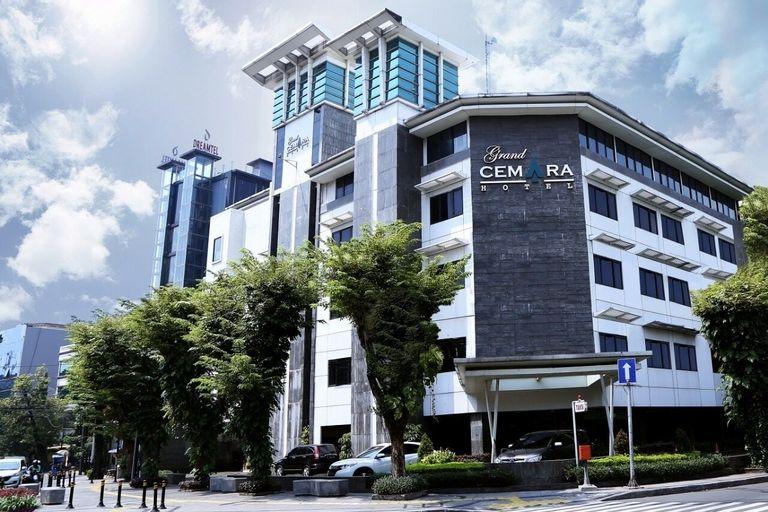 Grand Cemara Hotel, Jakarta Pusat
