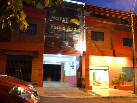 Hotel Puesta del Sol, Encarnación