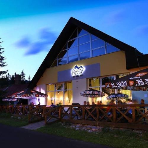 Hotel Rysy, Poprad