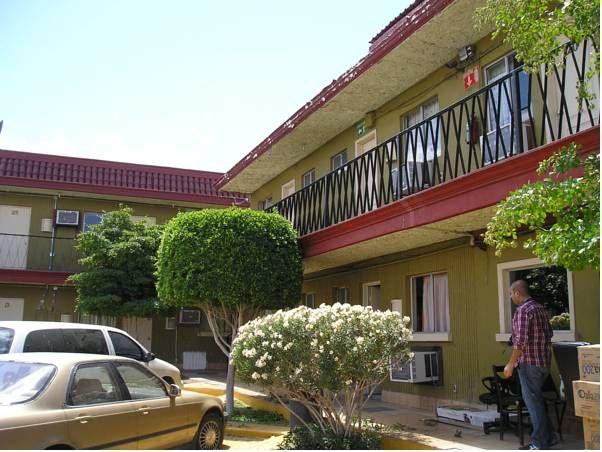 Motel Las Fuentes, Mexicali
