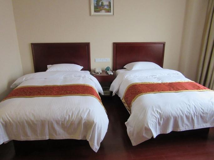 GreenTree Inn Shangrao Yushan County Boshi Avenue Hotel, Shangrao