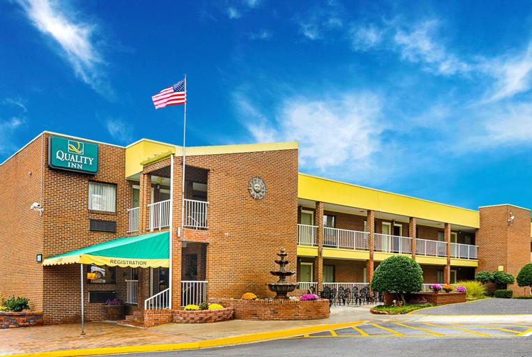 Quality Inn Mount Vernon Alexandria, Fairfax