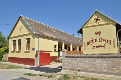 Guest house Jurini Dvori, Kneževi Vinogradi