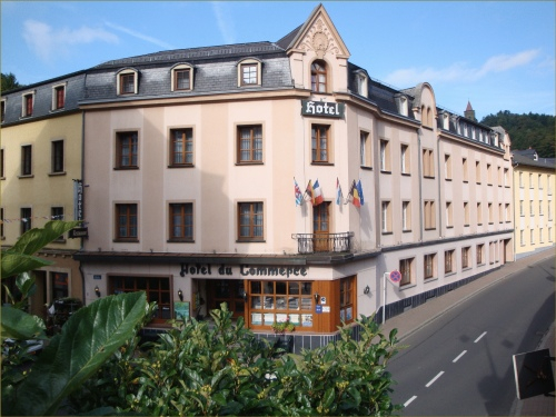 Hotel du Commerce, Clervaux