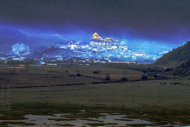 Oxygen Space Inn, Dêqên Tibetan