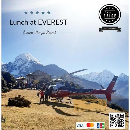 Everest Sherpa Resort, Sagarmatha