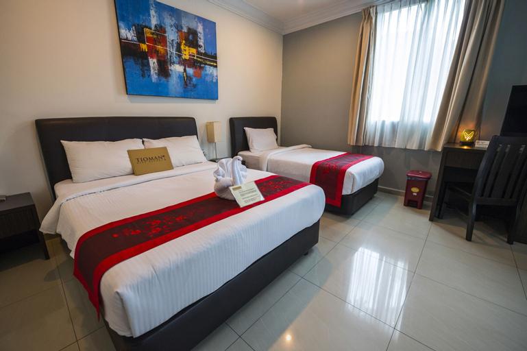 Tioman Dive Resort, Mersing