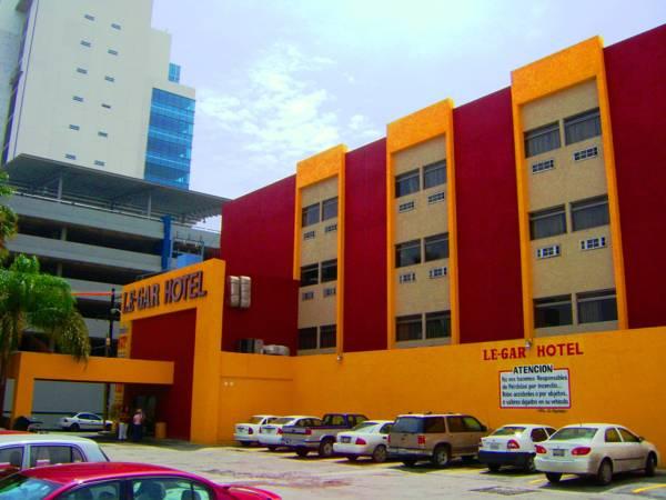 Hotel Le-Gar, Monterrey