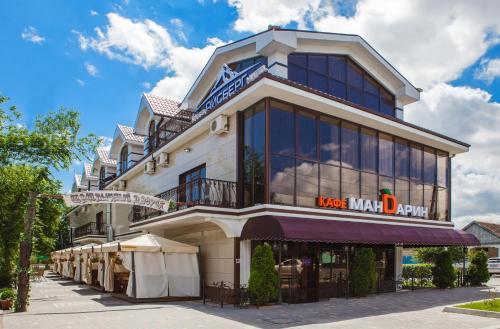 ICEBERG Hotel Complex, Budennovsk