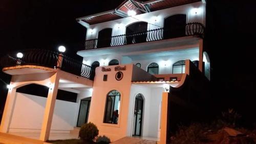 Hotel Casa Real, San Rafael del Norte