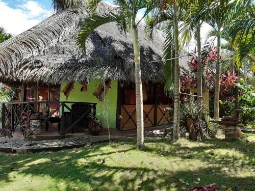 recreo turistico ecologico el encanto de cedro pampa, Picota