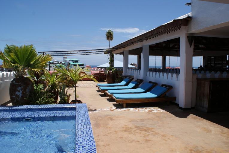 The Swahili House, Mjini