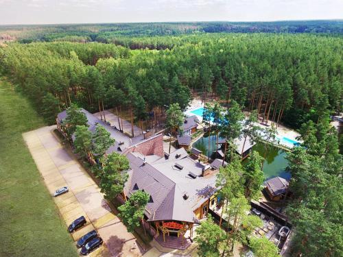 Carivka Hotel, Korostyshivs'kyi