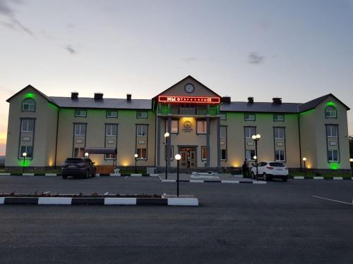 Hotel Novyi Zamok, Isaklinskiy rayon