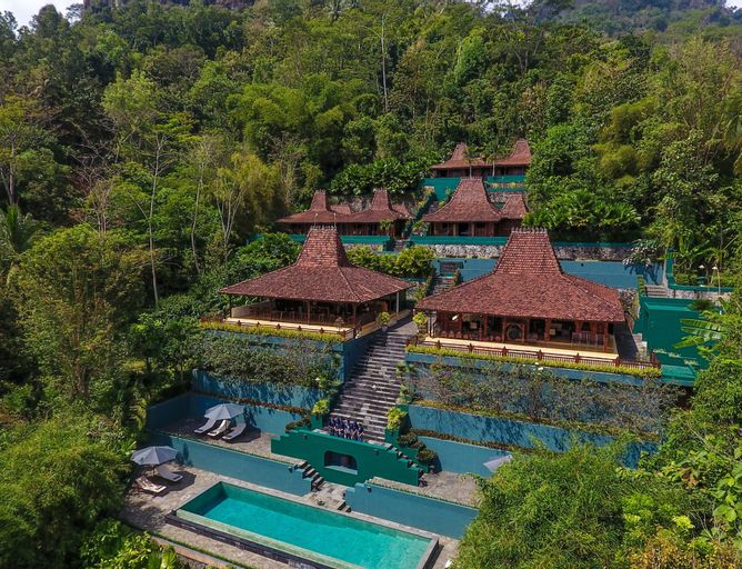 Villa Borobudur Resort, Magelang