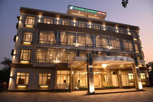 Prome Garden Hotel, Pyay